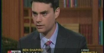 Ben Shapiro Pretends There's No Evidence Of Racism From The Right