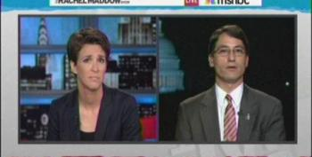 Maddow Asks What The Alternatives Are To Military Intervention In Syria
