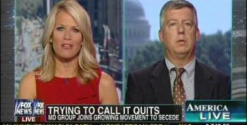 Fox Helps Promote Wingnut Western Maryland Initiative Secessionist