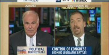 Chuck Todd: Not His Job To Point Out Lies About 'Obamacare'