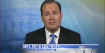 Sen. Mike Lee Admits There Will Be No Government Shutdown Over 'Obamacare'
