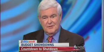 Newt Gingrich Pretends Obama Hasn't Compromised With Republicans