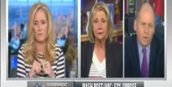 Jonathan Alter Corrects Alex Witt's Framing Of Obamacare Poll Numbers