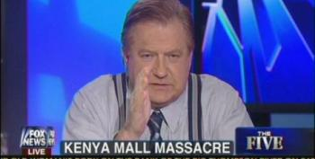 Bob Beckel Attacks Moderate Muslims As 'Cowards' Following Kenyan Mall Attack