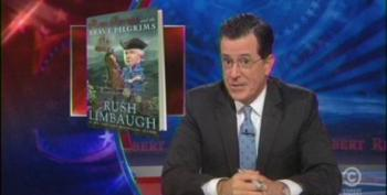 Colbert Wants In On Conservative Children's Book Racket