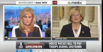 Republican Rep. Diane Black Demands Background Checks For Obamacare But Opposes Them For Guns