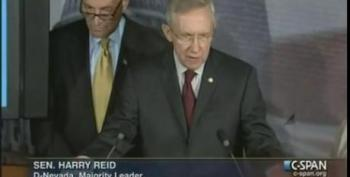 Reid Blasts House GOP For Governing With 'Banana Republican Mindset'