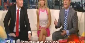 Fox News' Kilmeade Slams GOP For Shutdown: '8 Million More People Voted For' Obamacare