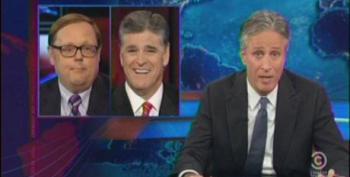 Jon Stewart Rips Fox, Hannity For Making Light Of Government Shutdown