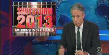 Jon Stewart Lays Into Republicans For Shirking Responsibility On Shutdown