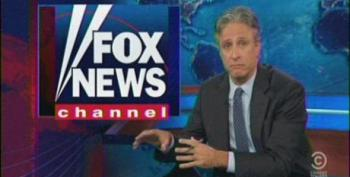 Jon Stewart Takes On Denizens Of 'Bullsh*t Mountain' For Shutdown Coverage
