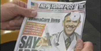 Real Time Interviews Clueless New Yorkers About 'Obamacare'