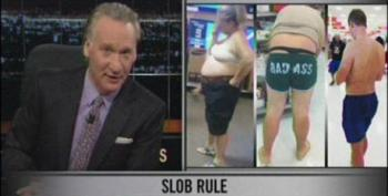 Maher: When Did 'Business Casual' Become A Pair Of Sandals And A Sock On Your D**k?