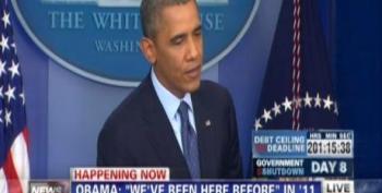 Obama Explains Why 14th Amendment Nuclear Option Won't Work