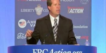 Jim Bob Duggar Compares US To Nazi Germany During The Holocaust