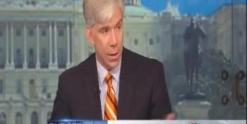 David Gregory Says Hat 'Entitlements' Are 'Cannibalizing' The Budget