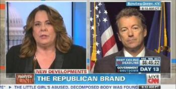Rand Paul 'Proud' To Be A Republican Because Of 'Rich History' Of Civil Rights
