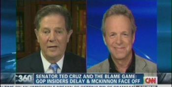 Tom DeLay: 'Real' Americans Think Ted Cruz 'Is A Hero'