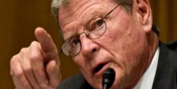 Inhofe: Obamacare Would Have Killed Me Because Of 'My Age'