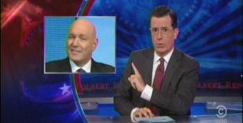Colbert Takes Keith Ablow Apart For 'Brilliant Long Distance Diagnosis' Yanked From His Ass