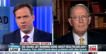 Sen. Lamar Alexander: If Obama Won't Resign Over Website, He Ought To Decide Who Should