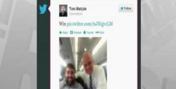 Ex-NSA Chief Michael Hayden Overheard Trashing Admin On Amtrak
