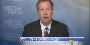 Kasich: 'Obamacare' Will Do Nothing To Drive Health Care Costs Down