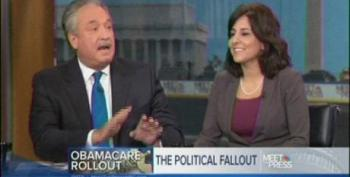 David Gregory Let's Alex Castellanos Call Social Security A Ponzi Scheme