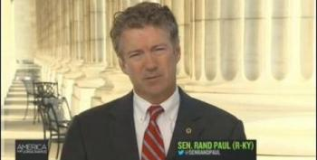Rand Paul Responds To The 'Hater' Rachel Maddow Over Plagiarism Charges
