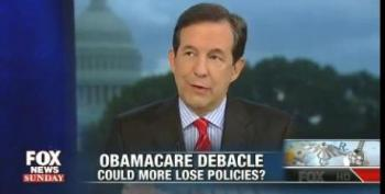 Chris Wallace: 'One Of The Problems' With Obamacare Is Too Many Poor People Covered By Medicaid