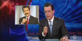 Colbert Slams Fox For Demanding Women Pay More For Their Insurance