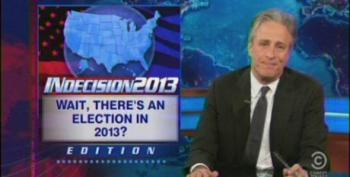 Daily Show's 'Best F*cking News Team' Takes On Media's Ridiculous Predictions For 2016