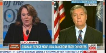 Graham Squirms On CNN After CBS Retracts Benghazi Story: I 'Never Asked' For '60 Minutes' Interview