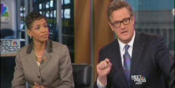 Scarborough: 'I Try Not To Be Partisan'