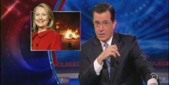 Colbert Lampoons 60 Minutes' Bogus Benghazi Apology