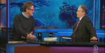 Jon Stewart Allows Joe Scarborough To Ignore His Own History Of Extremism