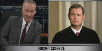 Maher Lets Supreme Court And Robert Have It For Gutting Voting Rights
