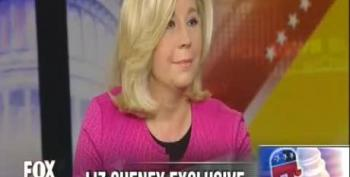 Liz Cheney Shoots Down Lesbian Sister's Call Marriage Rights: 'We Disagree'