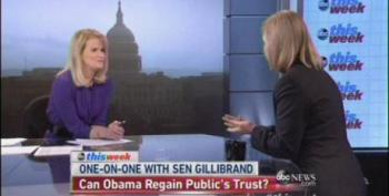 Raddatz: 'Can President Obama Regain The Trust Of The American People?'