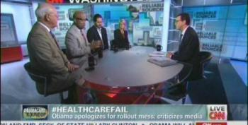 Reliable Sources Panel Examines Media Coverage Of Obamacare Rollout