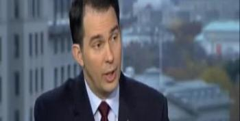 Scott Walker: Ban On Marriage Equality Is Part Of A 'Healthy Balance' Of LGBT Rights