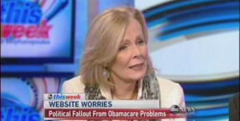 Peggy Noonan Accidentally Makes The Case For Single-Payer