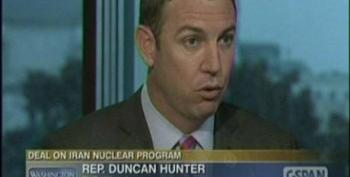 Rep. Duncan Hunter: U.S. Should Use Nukes If It Attacks Iran
