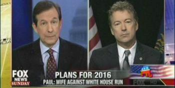 Rand Paul On 2016 Run: 'The Thought Has Crossed My Mind'