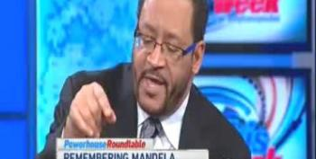 Michael Eric Dyson Blasts Matalin For 'Amnesia' After Cheney Branded Mandela A Terrorist