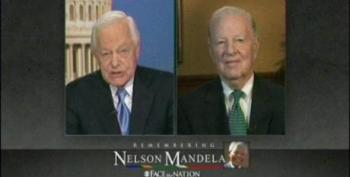 James Baker Claims Reagan Regretted Vetoing Anti-Apartheid Act