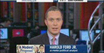 Harold Ford: Grand Bargain Would Be 'Best Thing That Could Happen' In Obama's Second Term