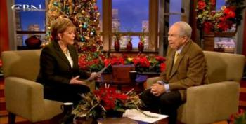 Pat Robertson: Allowing Lesbians In Your House Could Turn Your Children Gay