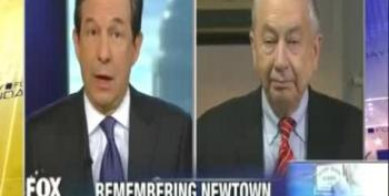 Fox News Marks Newtown Anniversary With Lobbyist Who Says God Is 'Judging' Unarmed People