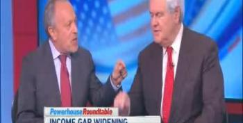 Robert Reich Hammers Newt Gingrich: GOP 'Not Taking Responsibility' For Increasing Poverty
